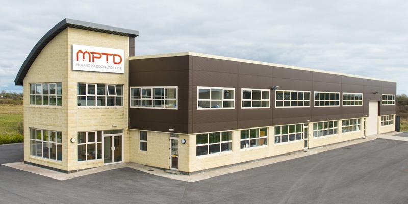 MPTD - Midlands Precision Tool & Die premises, Roxborough, Roscommon